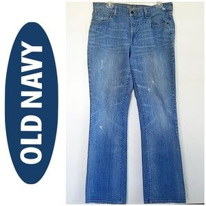 🎀 3/$25! Old Navy Sweetheart Jeans Size 12 Long